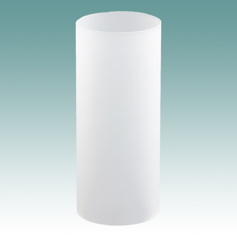 5816 S Frosted Cylinder 2 Quot X 6 Quot Glass Lampshades