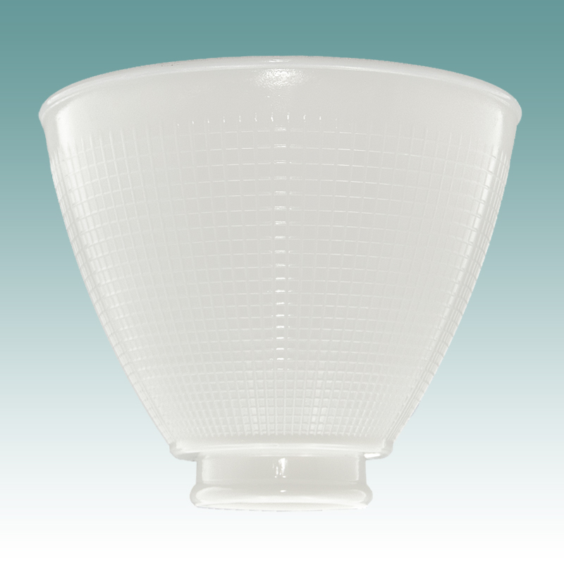 1130 White Ies Diffuser 6 Quot Glass Lampshades