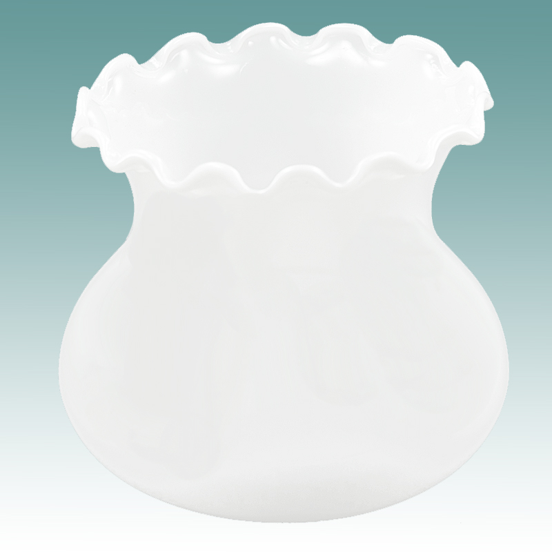 4571 Opal Colonial Shade Glass Lampshades