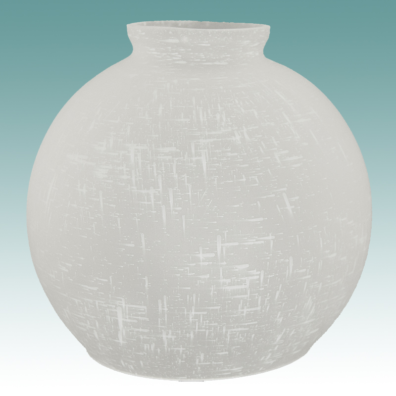 7630 Glass Globe Glass Lampshades