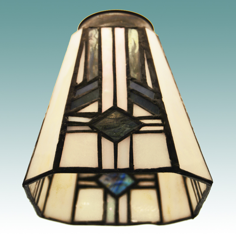 7632 Tiffany Style Glass Shade Glass Lampshades