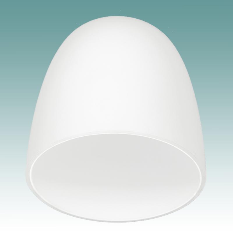 7786 White Matte Finish Shade Glass Lampshades
