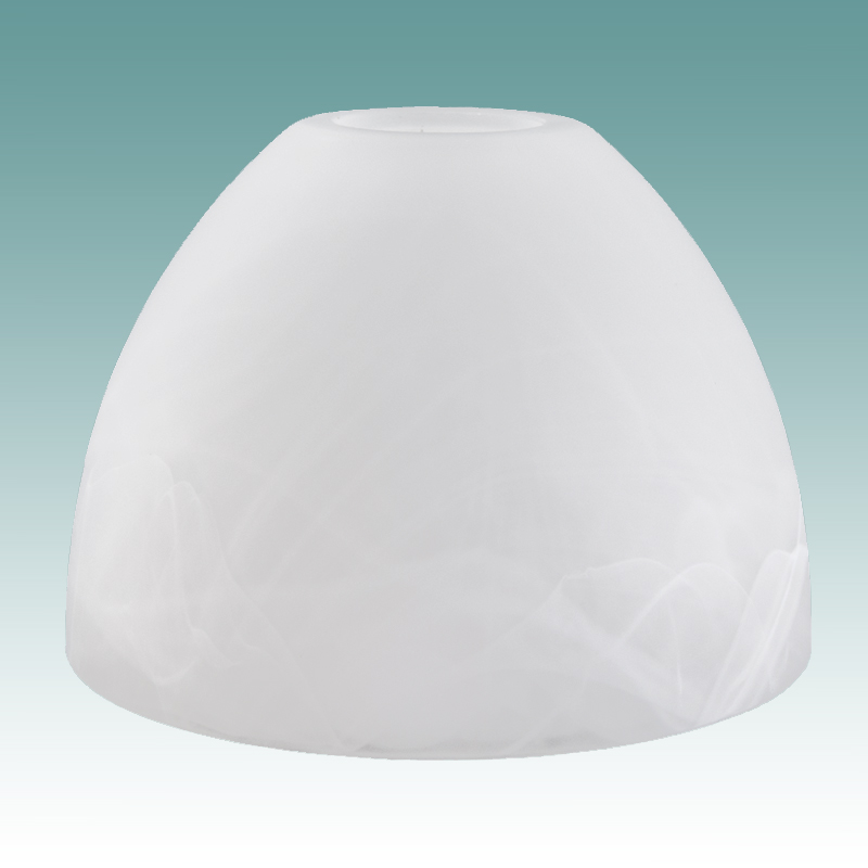 7851 Faux Alabaster Glass Shade Glass Lampshades