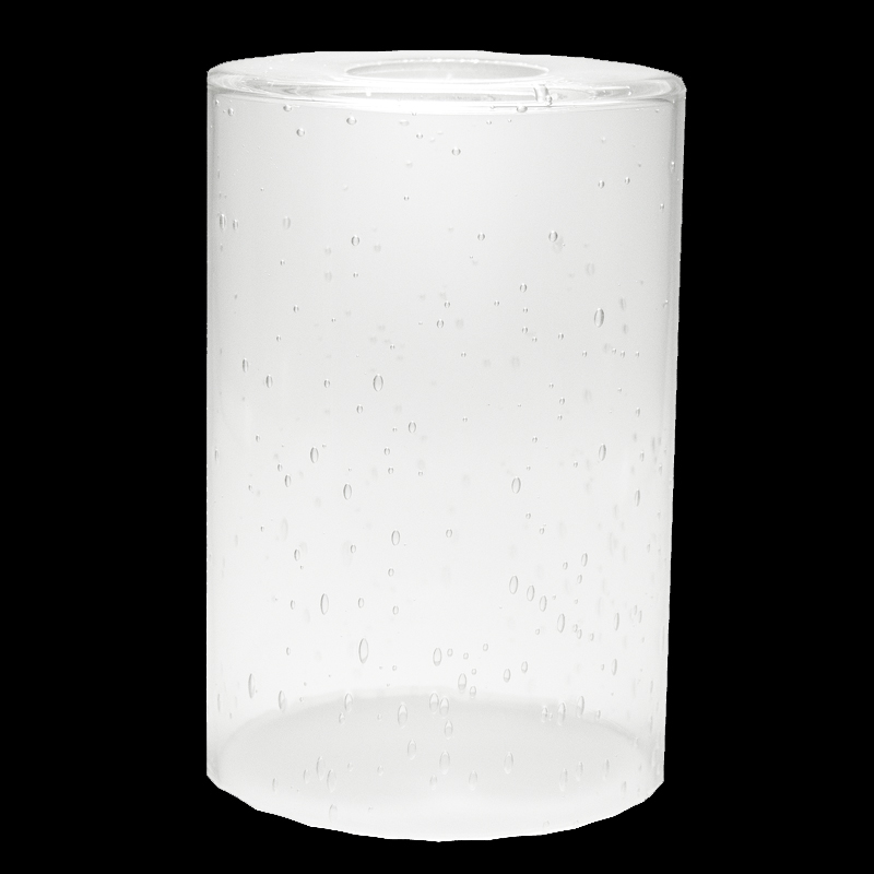 7919 seeded glass cylinder neckless shade glass lampshades 7919 seeded glass cylinder neckless shade aloadofball Gallery