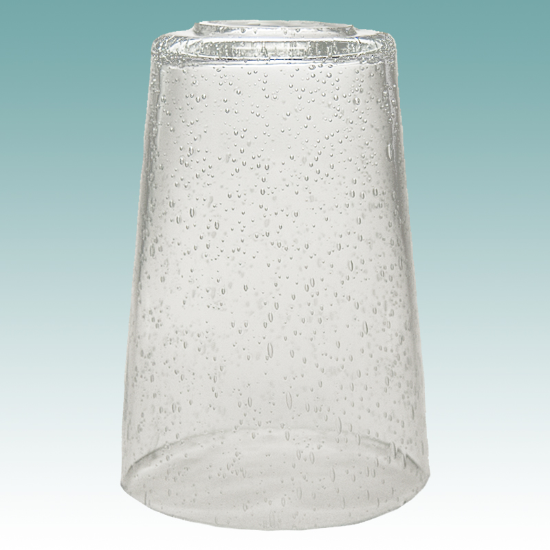 7921 seeded glass neckless shade glass lampshades 7921 seeded glass neckless shade aloadofball Gallery