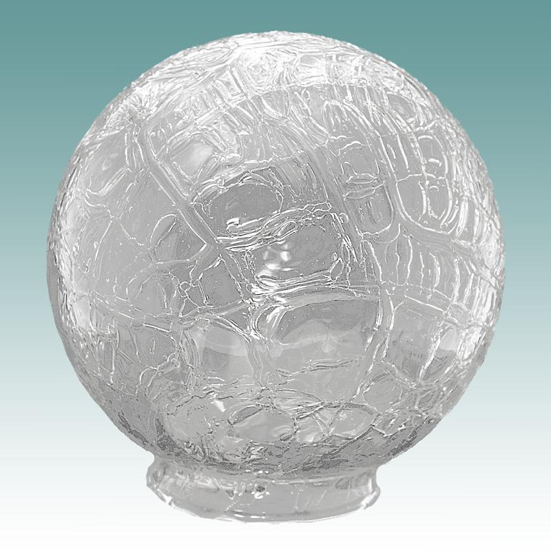 Hurricane Chandelier Glass Shades