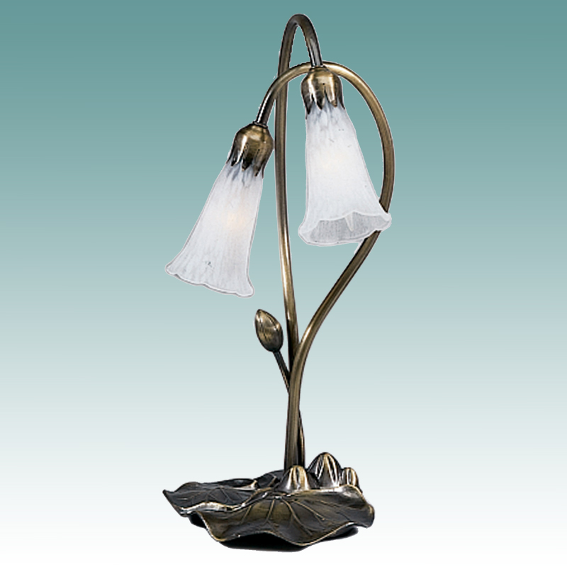 8902 s tiffany recreation 2 light lily lamp 16 glass lampshades 8902 s tiffany recreation 2 light lily lamp 16 tiffany recreation 2 light lily lamp aloadofball Image collections