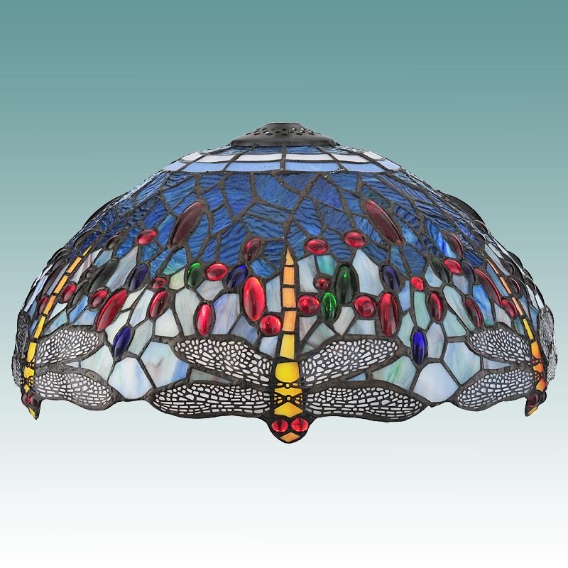 9607 S - Tiffany Style Shade 16