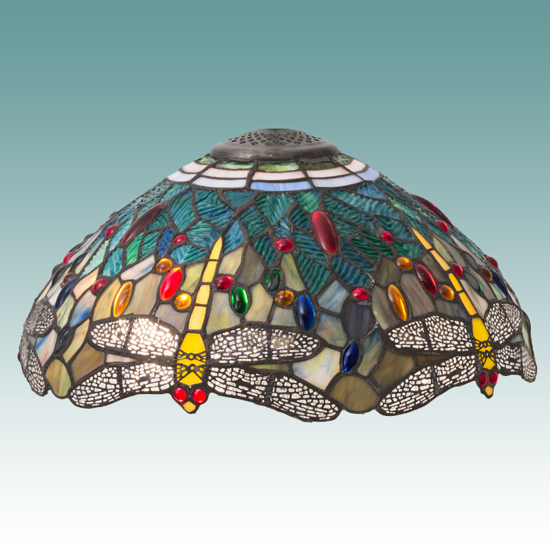 Lamp Shades Tiffany Style: Tiffany Style Lamp Shades Replacement Lampshades,Lighting