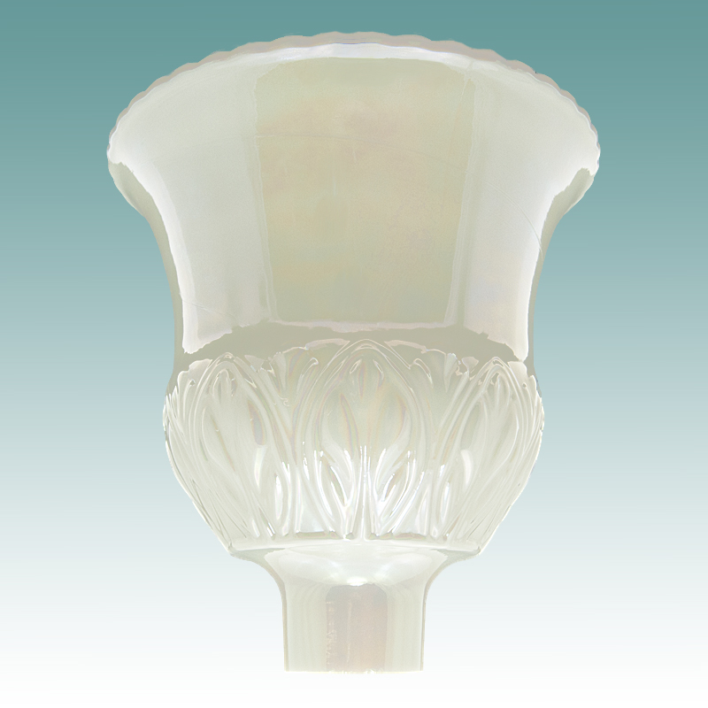 Torchiere glass lamp shades pearl torchiere shade white swirl 9863 s pearl torchiere shade 11 aloadofball Image collections